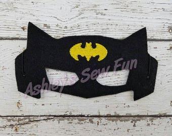 Bat Hero Mask