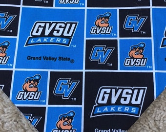 Grand Valley State University Dog Scarf