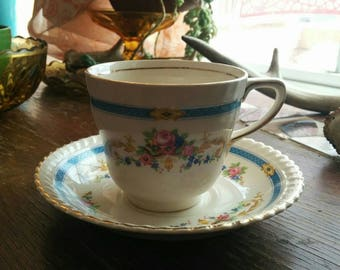 Vintage Johnson bros tea cup from England