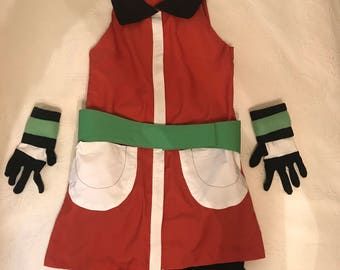 Pokémon Emerald Costume (Woman's S)