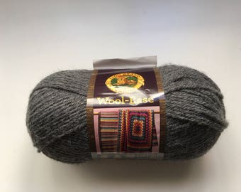 Lion Brand Vanna's Choice Yarn in Oxford Grey