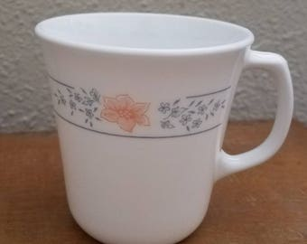 Vintage Corning Apricot Grove Mug