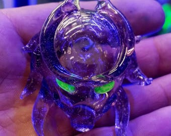 Monster Mask Collectable Pendant