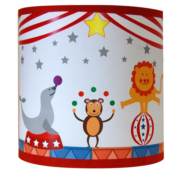 luminaire enfant applique murale circus les animaux. Black Bedroom Furniture Sets. Home Design Ideas