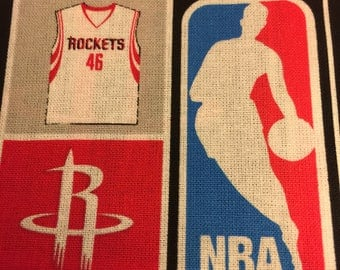 Houston Rockets Bow Tie
