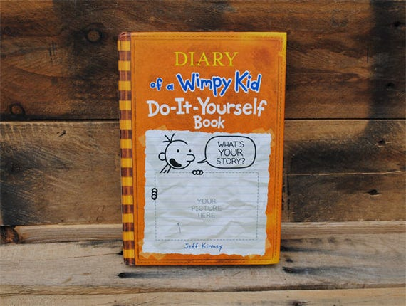 Hollow book safe the wimpy kid do it yourself orange like this item solutioingenieria Image collections