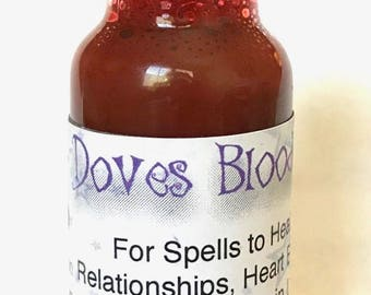 Dove's Blood Ink