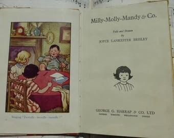 Milly-Molly-Mandy & Co Joyce Lankester Brisley 1967