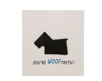 You're WOOFtastic!