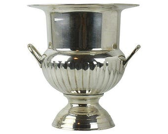 Silver-Plate Champagne Bucket - International Silver Co.