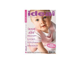 Catalog IDEAL 65 baby knitting patterns No. 146 new