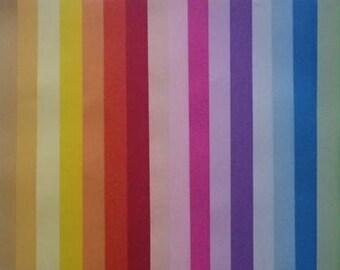Set of 20 sheets A4 MULTICOLOR 80 gr/m2
