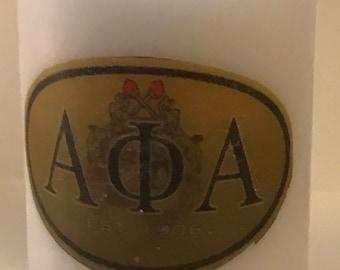 Alpha Phi Alpha candle