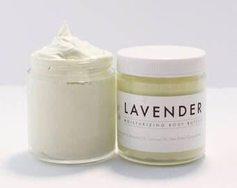 Lavender Body Butter