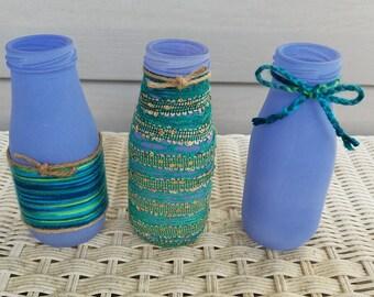 Mermaid's Treasure Bottles - Set of 3