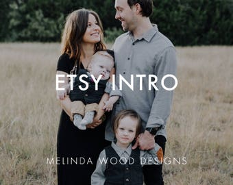 Etsy Intro | A Introduction & Guide To Help New Etsy Sellers Get Started Selling on Etsy