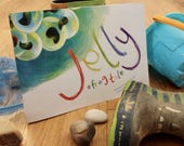 Jelly - a frog tale