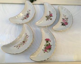 Vintage Bone Plates Fine China