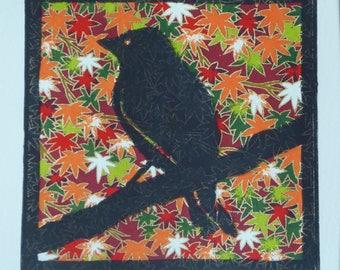 Japanese Bird III