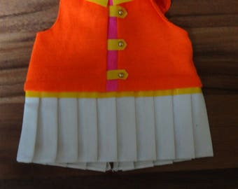Randi Reader doll dress