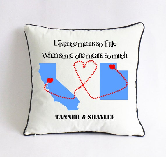 state to state go away gift-state throw pillow cover-long