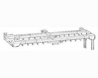 Kirsch Superfine Double Traverse Rods 30-48 (mpn# 3253025)