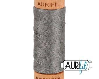 Aurifil 80wt -  Smoke Grey 5004