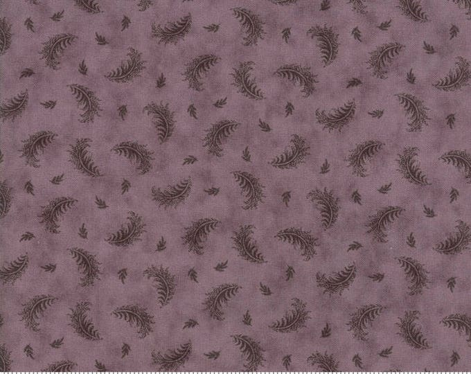 Quill - Plumes Mauve 44151817 - 1/2yd