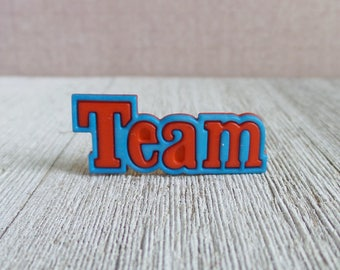 TEAM - Sports - Inspiration - Coach - Lapel Pin