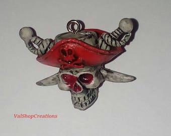 X 1 skull pirate kawaii