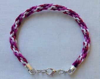 Lesbian Pride Bracelet
