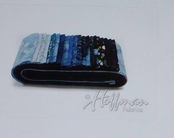 Batik Bali coquelicot ~ Jean ~ par Hoffman 20 pouces 2.5x44 de bandes de tissu coton envoi rapide, JR601