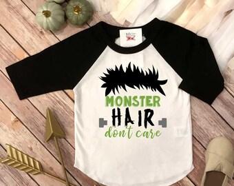 Halloween, Monster Hair Don't Care, Frankenstein Baby, Cutest Little Monster, First Halloween, Monster Theme, Trick or Treat, Franken Baby
