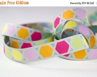 Summer Sale Ribbon color mix geometric
