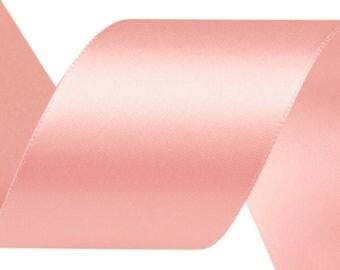 Satin Ribbon 5 cm pink