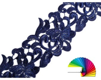 Lace embroidered 75 mm