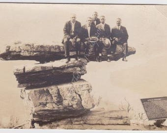 The Battle of Wauhatchie Vintage African American RPPC