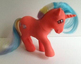 G1 My Little Pony SPEEDY: Twinkle Eyed TE Unicorn Pony