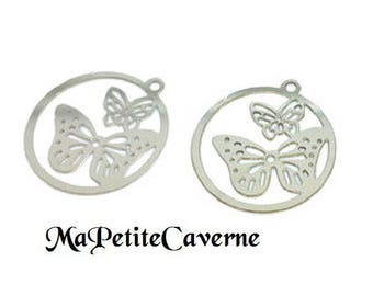 FILIGREE BUTTERFLIES DESIGN PRINTS