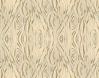 Woodgrain by Cori Dantini for Blend Fabrics - 1/2 yard