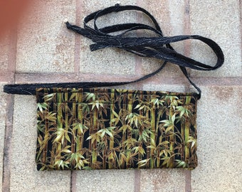 "Money/passport belt pouch - 10"" x 5"""