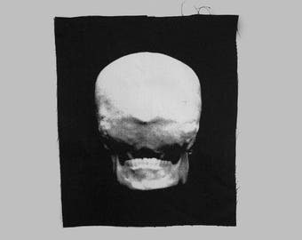 Blind Skull  - backpatch punk patch death
