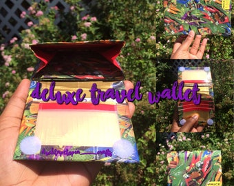 Teenage Mutant Ninja Turtles Deluxe Travel Wallet