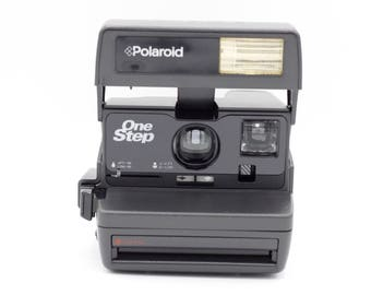 Polaroid Camera // OneStep Flash 600 // Film Tested & Working