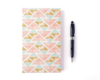 Journal to write in, Lined notebook, Writing Journal, Lay flat pages, Lined journal, Lined pages, Lined stationery, Back to school, CERISE