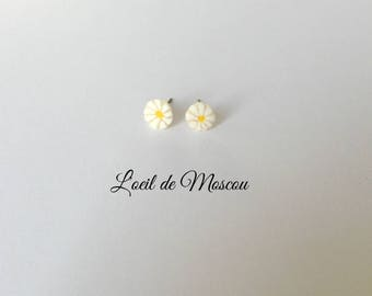 little Daisy Stud Earrings