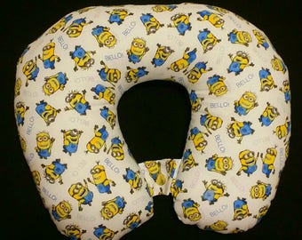 Novelty Neck Pillows with a Snap