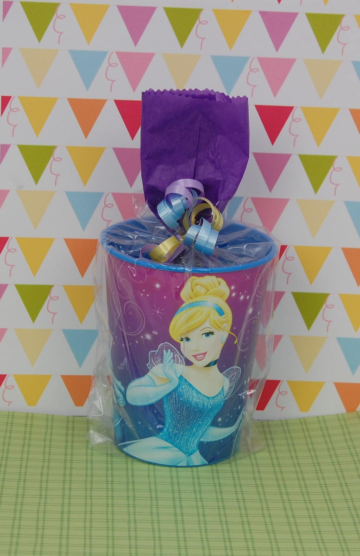cinderella pre filled favor goodie bag birthday