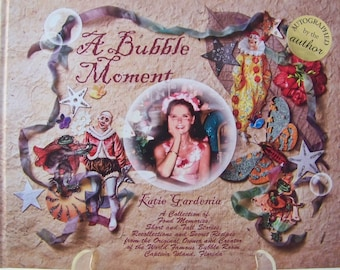 Recipes & Biography of Katie Gardenia: A Bubble Moment