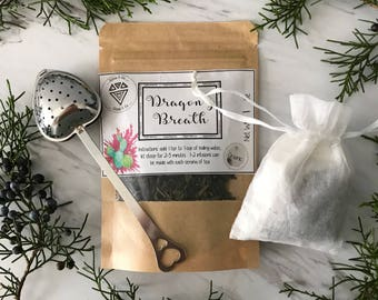 Gift Tea Box. Giftable. Tea Box. Loose Leaf Tea. Loose Leaf Tea Box. Organic. All Natural